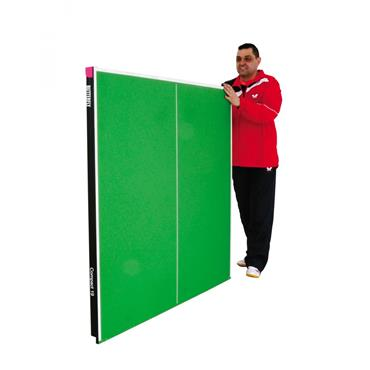 9ft Compact Table Tennis Table | Green