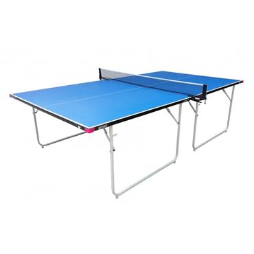 Butterfly Compact 16 Wheelaway Table Tennis Table | Blue