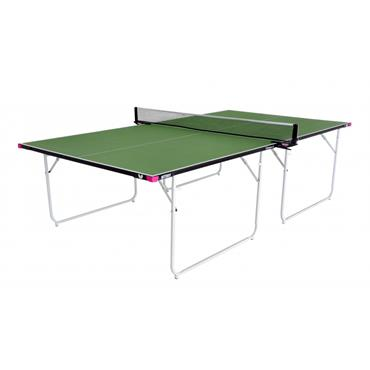Butterfly Compact 16 Wheelaway Table Tennis Table | Green