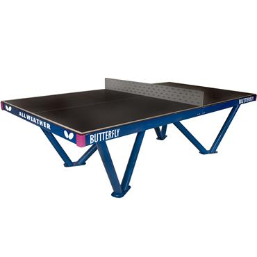 Butterfly Outdoor All Weather Table Tennis Table