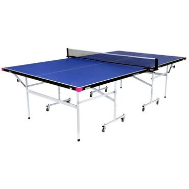 9ft Fitness Indoor Table Tennis Table | Blue