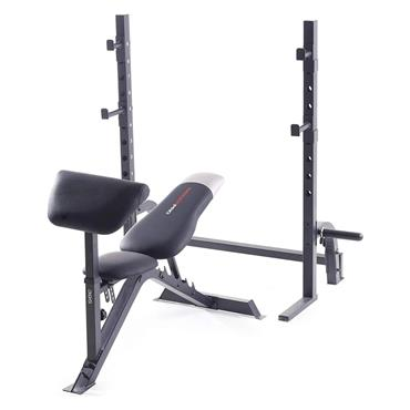 Weider Pro 395B Olympic Weight Bench