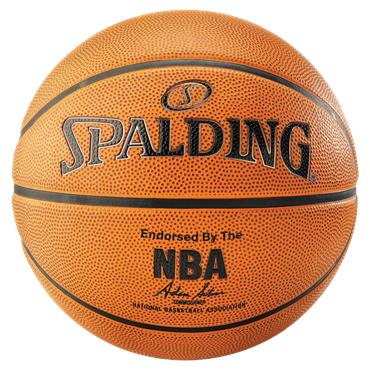 Spalding NBA Platinum Outdoor Basketball | Size 7
