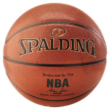 Spalding NBA Gold Indoor/Outdoor Basketball | Size 6