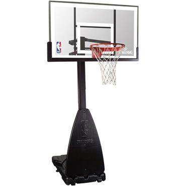 Spalding NBA Platinum Helix Lift Portable System