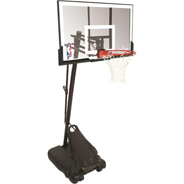 NBA Gold Portable Adjustable Basketball Unit
