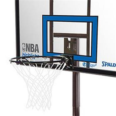 NBA Highlight Portable Adjustable unit with Acrylic Backboard