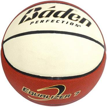 Baden  Equalizer Tan & Cream Basketball with No logo - size 7