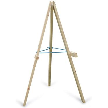 Petron Flat Pack Wooden Stand
