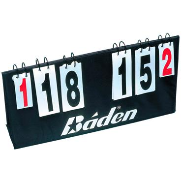 Baden Flip over scoring unit ( Scoreboard )