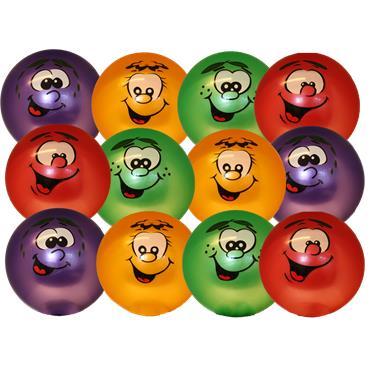 Bellco Smiley Face Balls(12 pack)