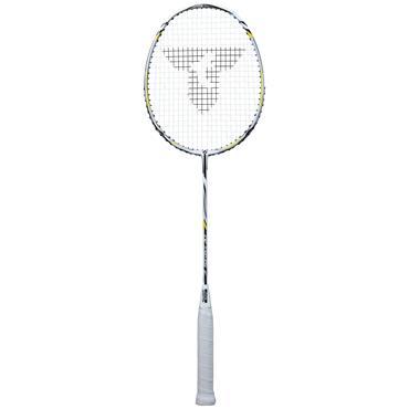 Talbot Torro Isoforce 211.3 Badminton Racket | White