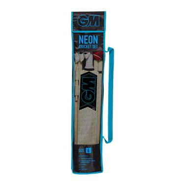 Gunn & Moore Neon Cricket Set (Size 6)