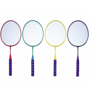 Talbot Torro Sportline Mini Badminton Racket Set | Pack 4