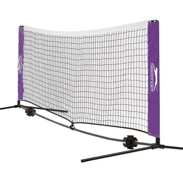 Slazenger Mini Tennis 6m Net & Post Set