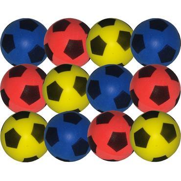 Bellco 20cm Foam Footballs (12pk)