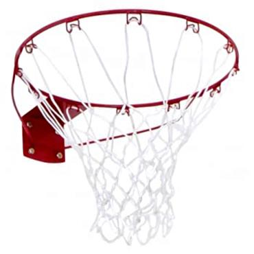 Sure Shot 211 Home Court Basketball Ring & Net