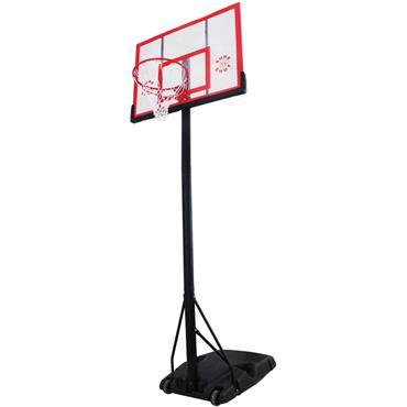 Portable Heavy Duty Basketball Unit with Acrylic Backboard