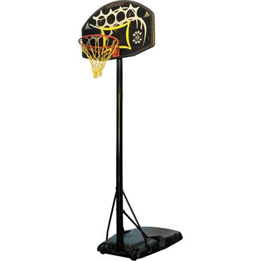 Portable Adjustable Basketball Unit with Standard Ring