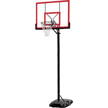 Quick Adjustable Portable Basketball Unit with Acrylic Backboard