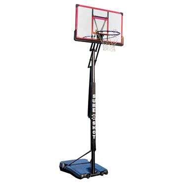 Sure Shot Easijust Basketball Unit with Acrylic Backboard