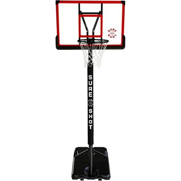 Sure Shot 514 Portable Basketball Unit with Acrylic Backboard
