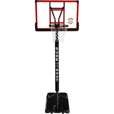 Sure Shot 514 Portable Basketball Unit with Acrylic Backboard