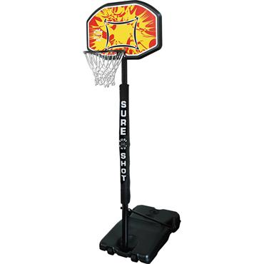 Sure Shot Game Portable Unit with Backboard