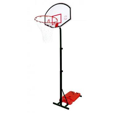 Sure Shot Easi-Shot Basketball Portable Unit with White Backboard