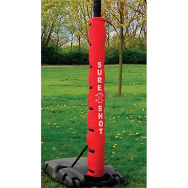 Sure Shot Basketball Portable Protective Indoor Pole Padding