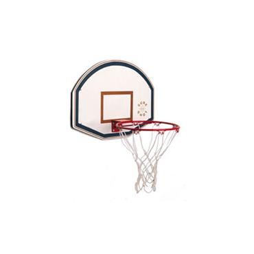 Basketball Little Shot Backboard & Ring Set