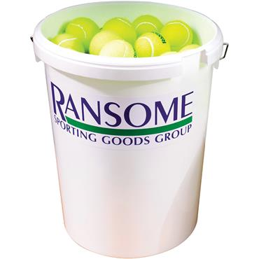 Ransome Tennis Ball Bucket (Pack of 96)