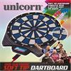 Unicorn Soft Tip Dartboard with 2 Sets of Darts