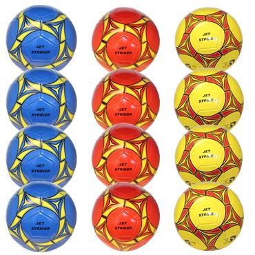 Bellco Jet Striker Footballs (12 Pk)