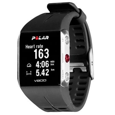 Polar V800 GPS Sports Watch | (Grey & Black)
