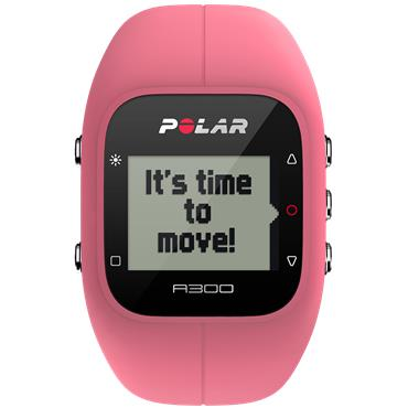 Polar A300 Heart Rate Monitor | Pink