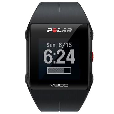 Polar V800 GPS Sports Watch | (Black)