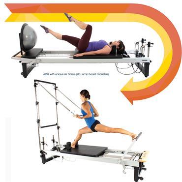 Align Pilates A2RII Reformer Low Leg Bundle