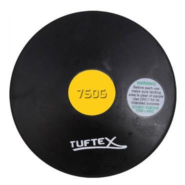 Tuftex Rubber Discus | 0.75kg