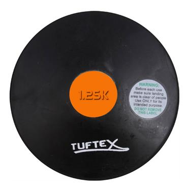 Tuftex Rubber Discus | 1.25kg