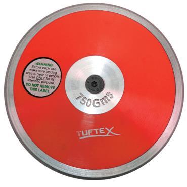 Tuftex ABS Plastic Discus | 1.25kg