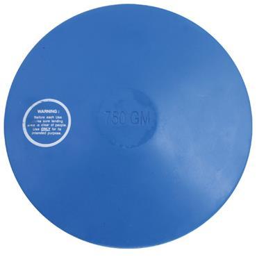 Tuftex Indoor Discus Blue | 0.75kg