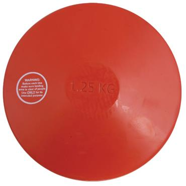 Tuftex Indoor Discus Red | 1.25kg