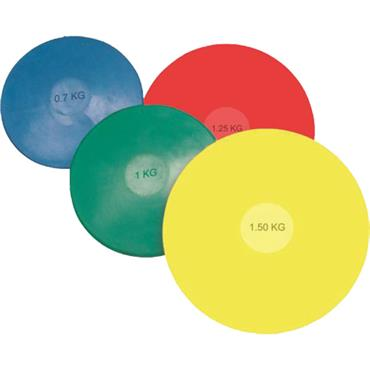 Tuftex Indoor Discus Yellow | 1.5kg