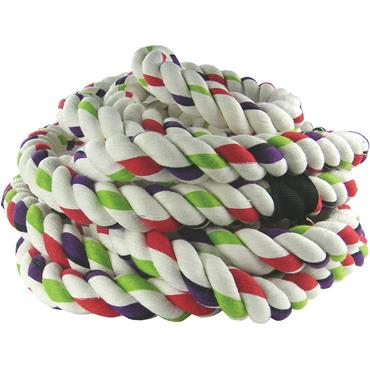 Tuftex Multi-Coloured Tug of War Rope