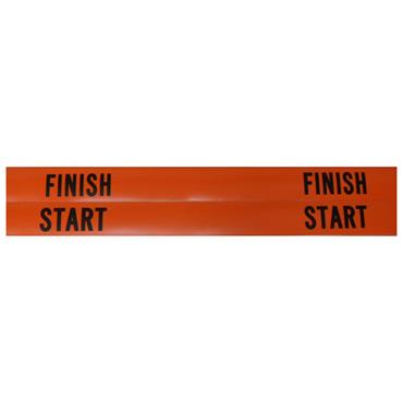 Start and Finish Lines Set