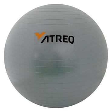 Atreq Swiss Ball 65CM Silver