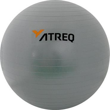 Atreq Swiss Ball 75CM Silver