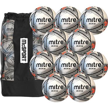 Junior Lite 290g Match Balls | 10 Pack
