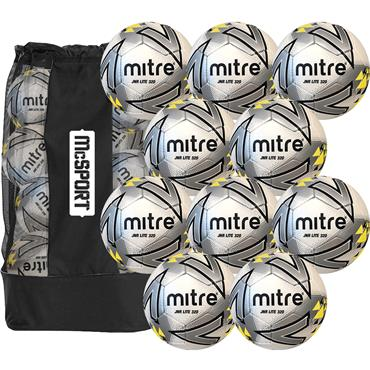 Junior Lite 320g Match Balls | 10 Pack
